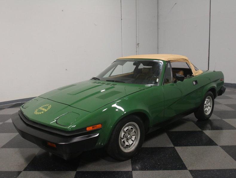 1980 Triumph TR7 #11