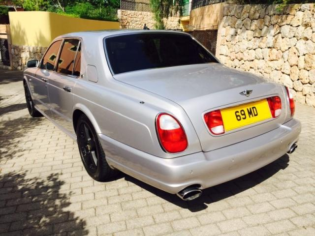 2003(MDL) Bentley Arnage T. #7