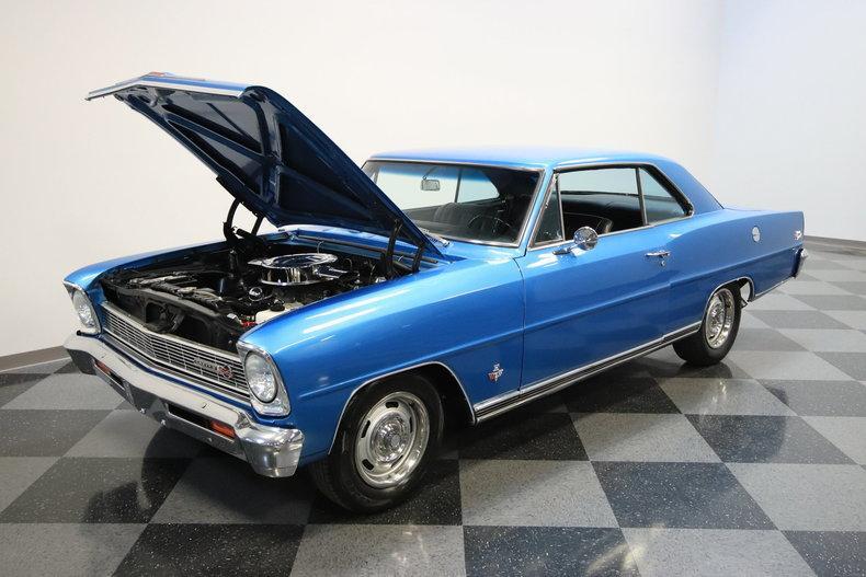 1966 Chevrolet Nova Chevy II #26