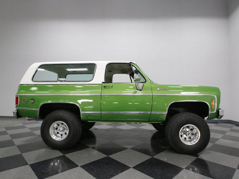 1975 Chevrolet Blazer K5 #31