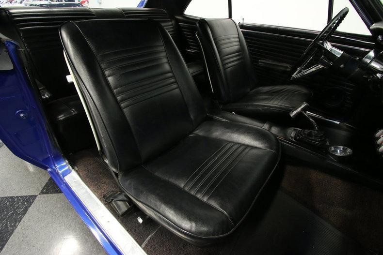 1967 Chevrolet Chevelle SS 396 Clone #44