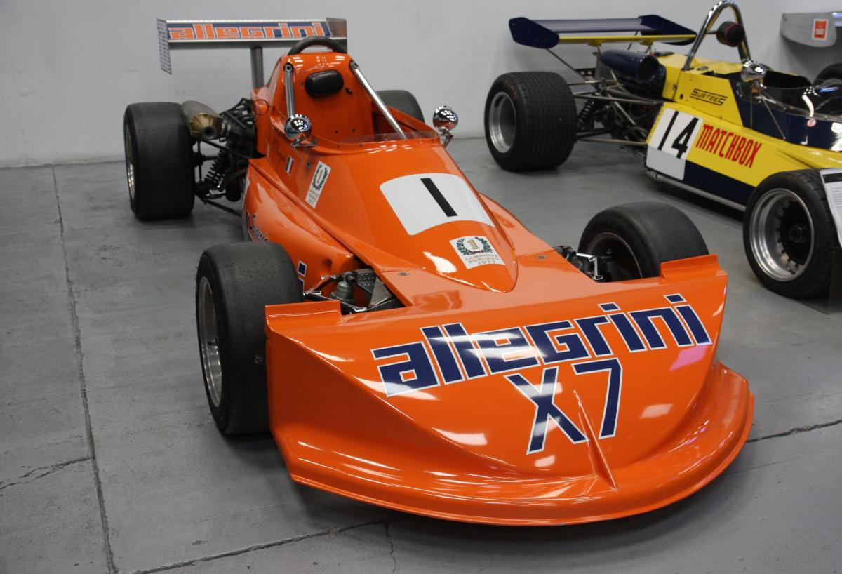 American 180 Full Auto For Sale: March 773 Formula 3 1976 For Sale