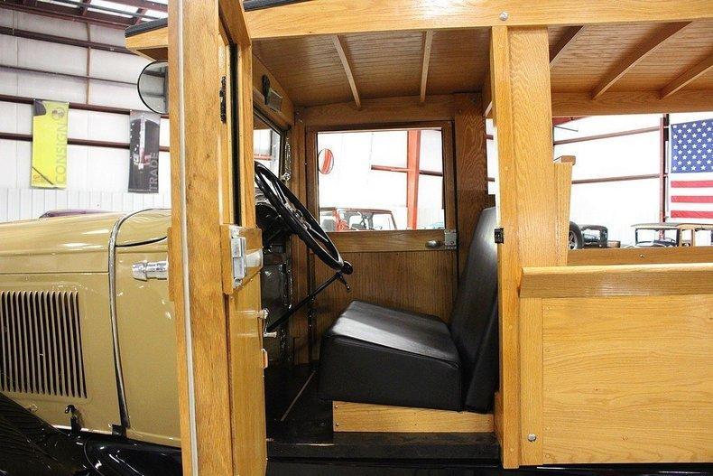 1931 Ford AA Huckster #29