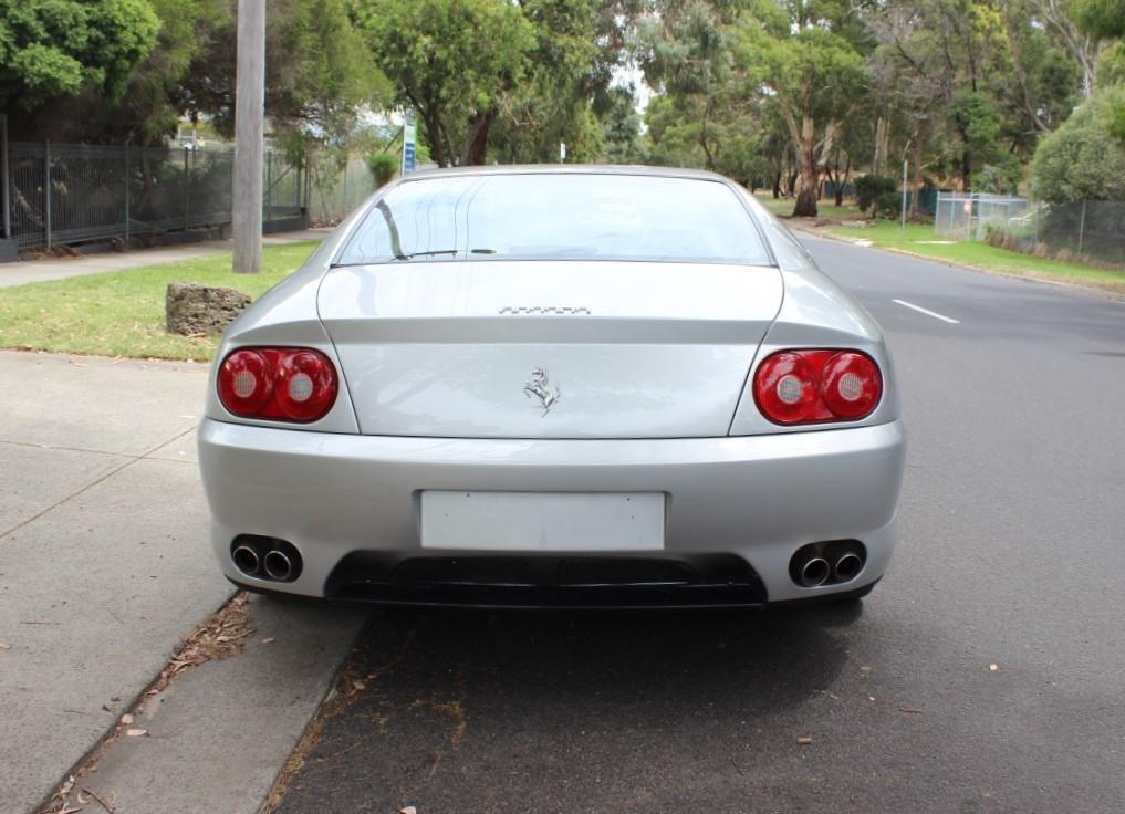 Ferrari 456 GTA #4