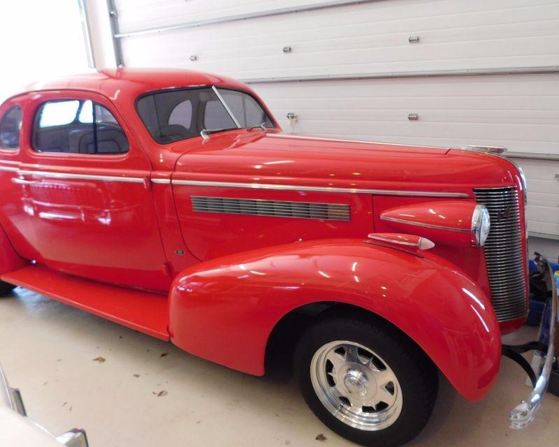 1937 Buick Century -RARE BUICK COUPE- CHECK OUT MY UPDATED INTERIOR- Stock # 37KYSR for sale near Mundelein, IL | IL Buick Dealer #18