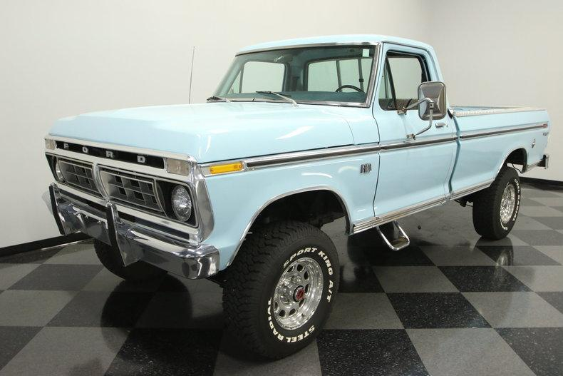 1976 Ford F-150 #6