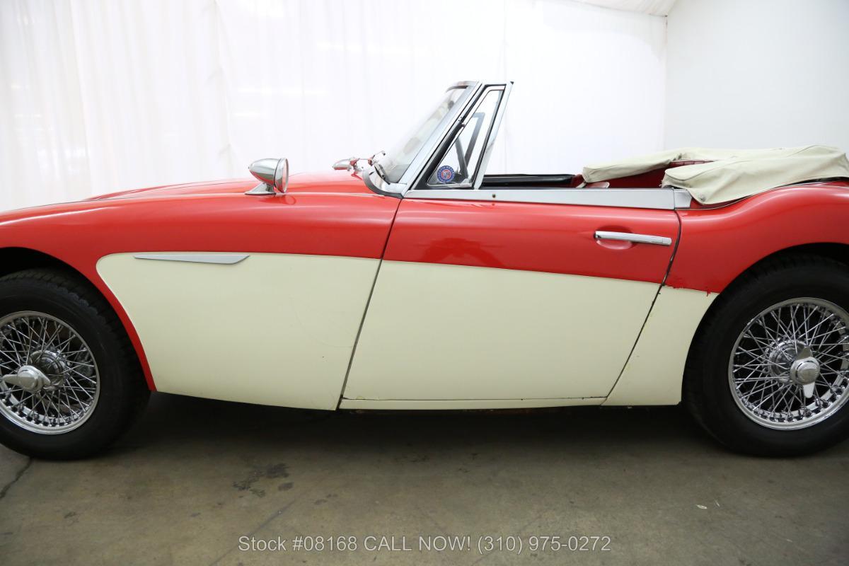 1963 Austin-Healey 3000 BJ7 #33