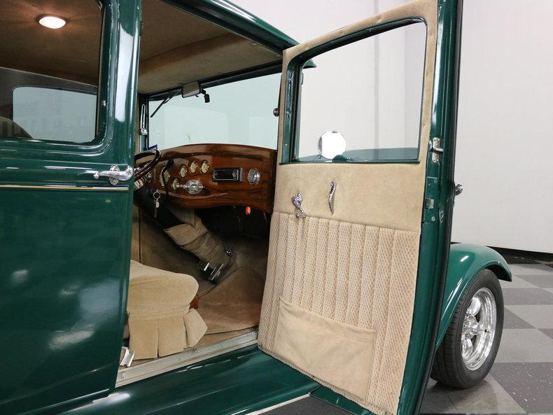 1929 Ford Model A #54