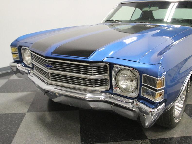 1971 Chevrolet Chevelle #9