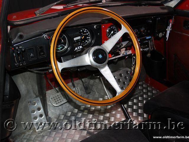 Saab 96 Monte Carlo Look '73 #127