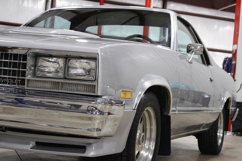 1985 Chevrolet El Camino #31