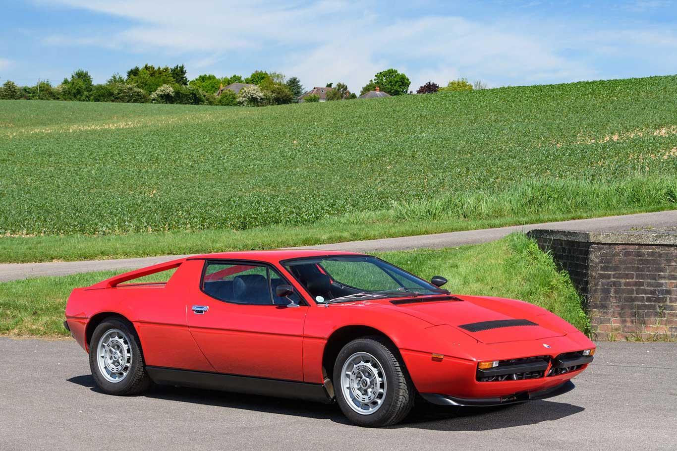 Maserati Merak SS 1979 #5