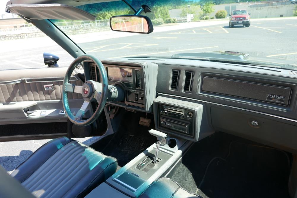 1987 Buick Grand National -AFFORDABLE ONE OWNER WITH T TOPS-SEE VIDEO Stock # 87381JP for sale near Mundelein, IL | IL Buick Dealer #41