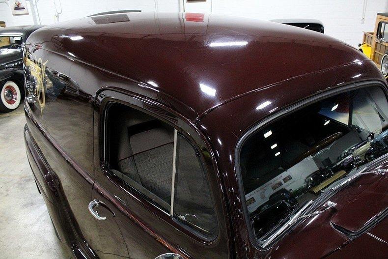 1948 Ford F1 Panel Van #9