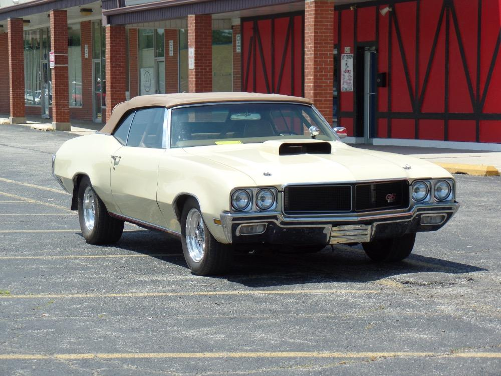 1970 Buick GS 10 SECOND PROVEN MACHINE--SEE VIDEO Stock # 28455CVO for sale near Mundelein, IL | IL Buick Dealer #2