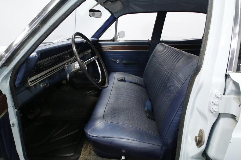 1966 Ford Fairlane 500 #3
