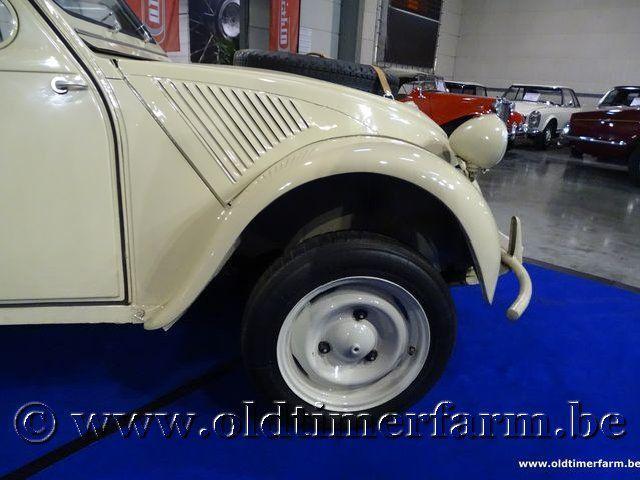 Citroën 2CV 4x4 Sahara '62 #51