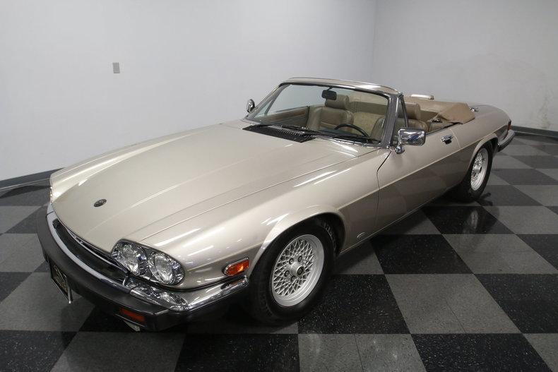 1988 Jaguar XJS V12 #6