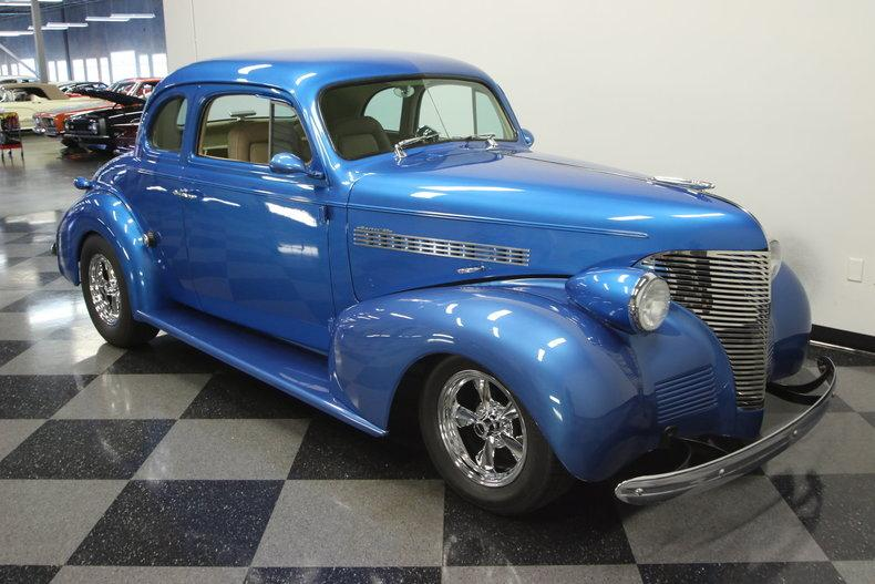 1939 Chevrolet Business Coupe #24