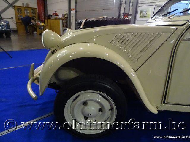 Citroën 2CV 4x4 Sahara '62 #25