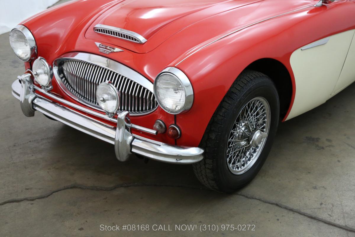 1963 Austin-Healey 3000 BJ7 #35