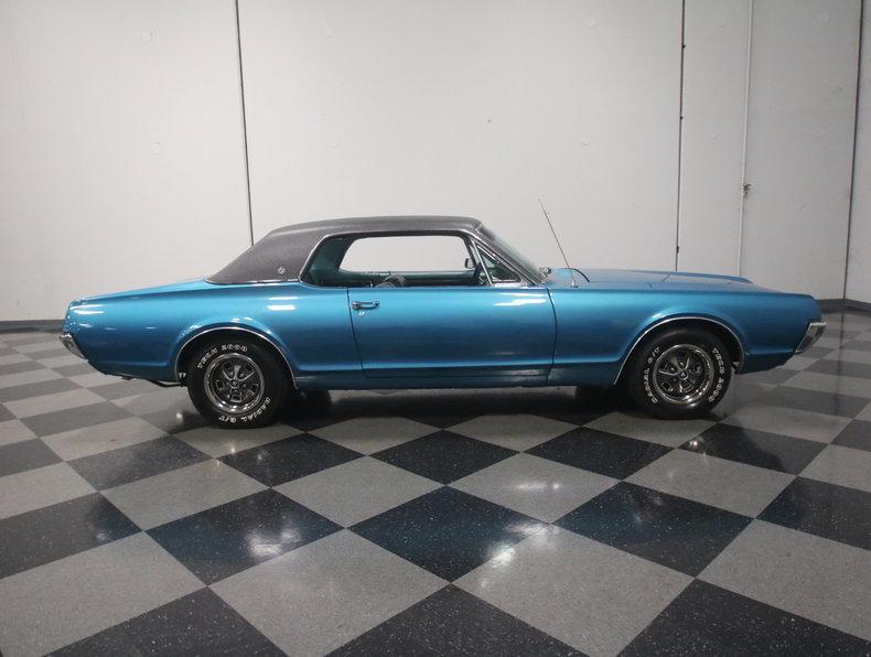 1967 Mercury Cougar #22
