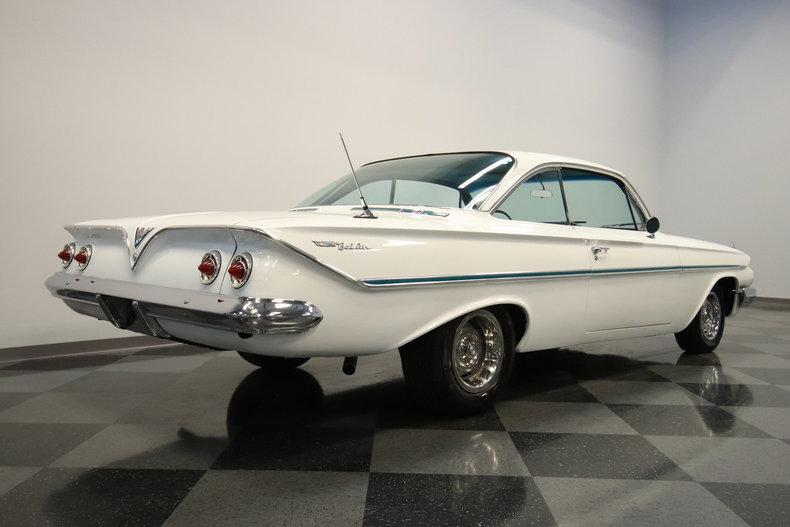 1961 Chevrolet Bel Air Bubble Top #17
