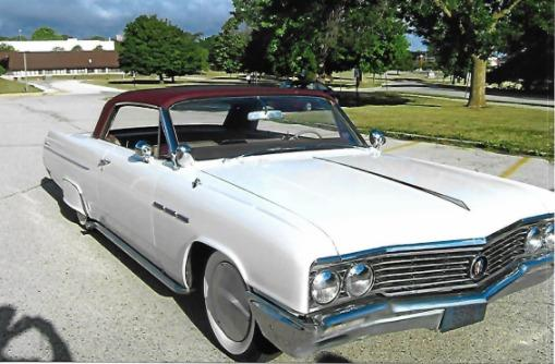 1964 Buick LeSabre -LOWERED- 2-DOOR HARDTOP-MILD CUSTOM CLASSIC- Stock # 64310WISR for sale near Mundelein, IL | IL Buick Dealer #0