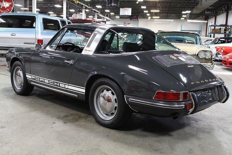 1969 Porsche 911 T #2