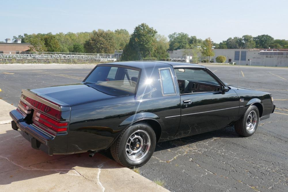 1987 Buick Grand National -ONE OWNER WITH 44k MILES -T-TOPS- SEE VIDEO Stock # 3887JC for sale near Mundelein, IL | IL Buick Dealer #11
