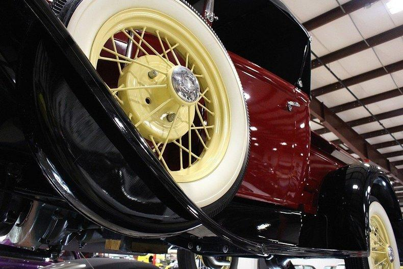 1931 Ford Model A #66