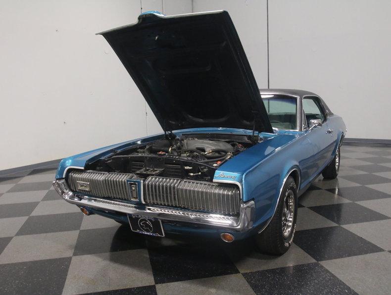1967 Mercury Cougar #29
