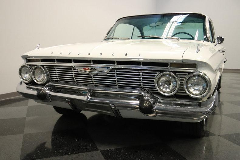 1961 Chevrolet Bel Air Bubble Top #7