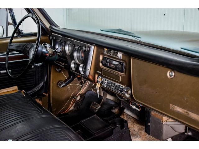 Chevrolet Pickup Custom Camper V8 #71