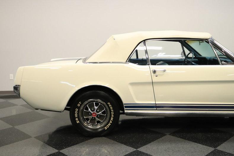1965 Ford Mustang GT Tribute #21