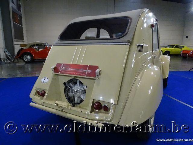 Citroën 2CV 4x4 Sahara '62 #41