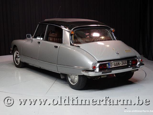 Citroën DS23 Injection Pallas Découvrable '73 #75