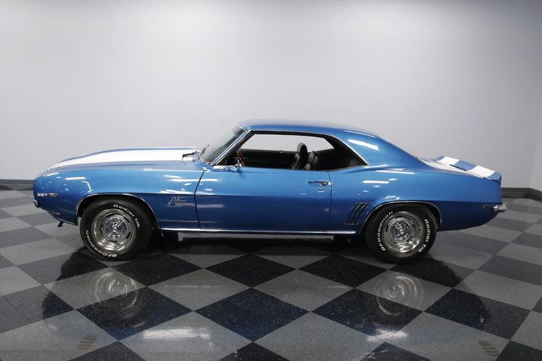 1969 Chevrolet Camaro #1