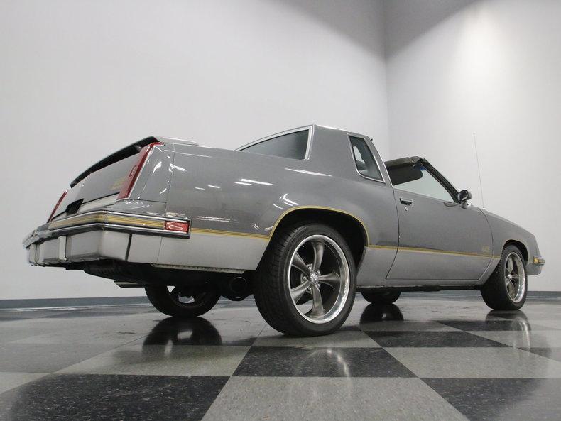 1985 Oldsmobile 442 #21