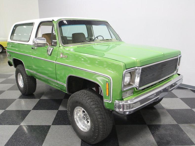 1975 Chevrolet Blazer K5 #36