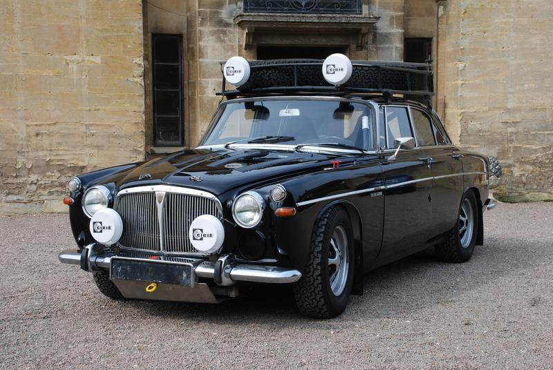 Rover  1970 P5B Coupe #0