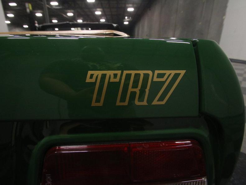 1980 Triumph TR7 #70