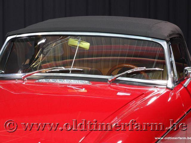 MG B Roadster Red '67 #211