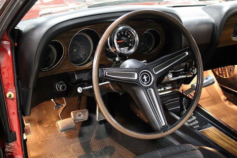 1970 Ford Mach 1 428 COBRA JET #18