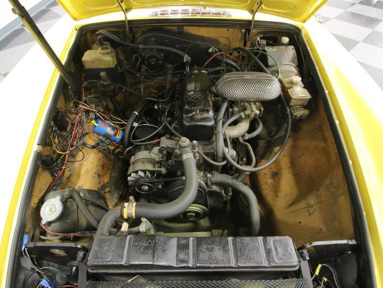 1977 MG MGB #2