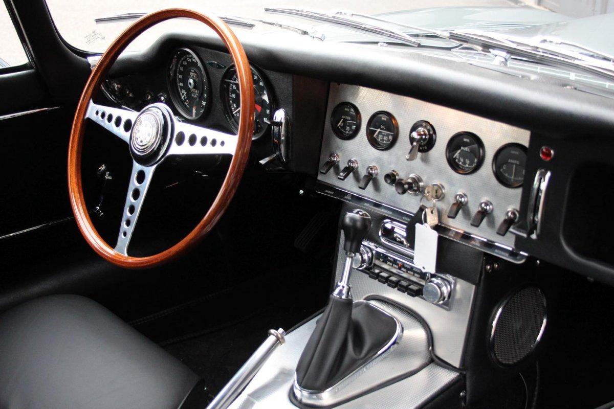Jaguar E-Type S 1 3,8 litre Coupé #4