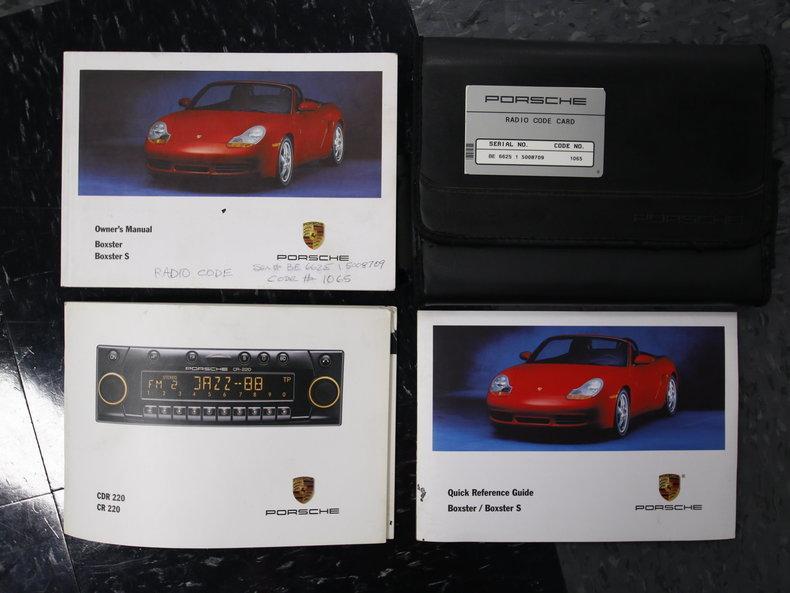 2002 Porsche Boxster #72