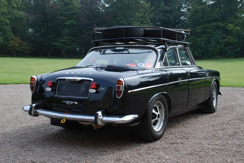Rover  1970 P5B Coupe #4