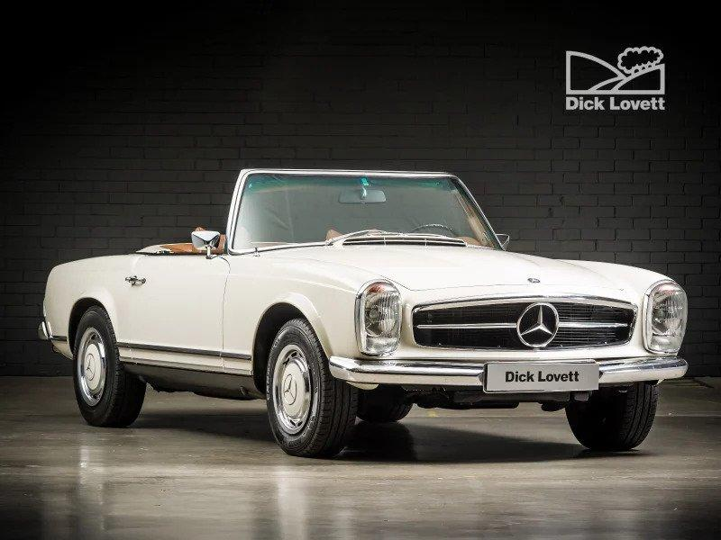 Mercedes-Benz W113 280SL 'Pagoda' 1970 #0