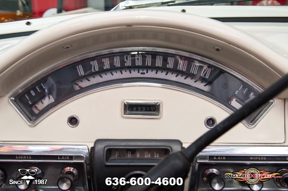 1957 Ford Fairlane 500 Sunliner Restomod #87